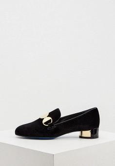 Лоферы, Loriblu, цвет: черный. Артикул: LO137AWKJAN7. Обувь / Туфли