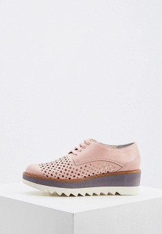 Ботинки, Loriblu, цвет: розовый. Артикул: LO137AWKJAO9. Обувь / Ботинки / Низкие ботинки