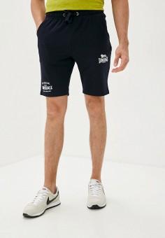 Шорты спортивные, Lonsdale, цвет: черный. Артикул: LO789EMKCNM7. Одежда / Шорты
