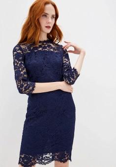 Платье, Lusio, цвет: синий. Артикул: LU018EWGRFQ8.