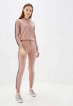 Костюм спортивный, Lusio, цвет: розовый. Артикул: LU018EWHBQB6.