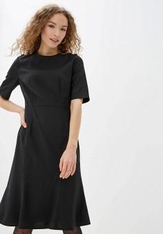 Платье, Lusio, цвет: черный. Артикул: LU018EWHEFR4.