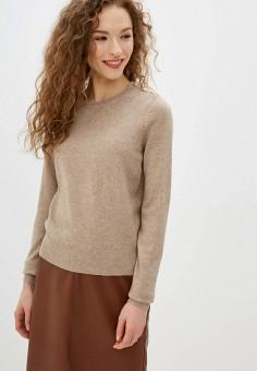 Джемпер, Lusio, цвет: коричневый. Артикул: LU018EWIBCG1.
