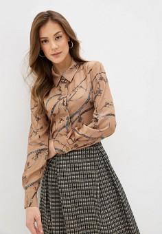 Блуза, Lusio, цвет: бежевый. Артикул: LU018EWIGBO0.