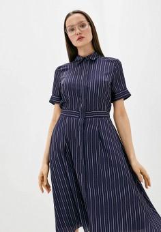 Платье, Lusio, цвет: синий. Артикул: LU018EWJDEE1.