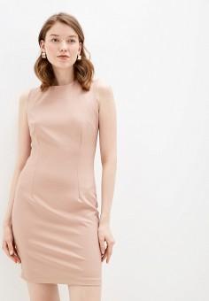 Платье, Lusio, цвет: розовый. Артикул: LU018EWJDEF3.