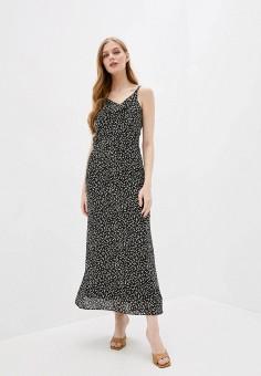 Платье, Lusio, цвет: черный. Артикул: LU018EWJOCM4.