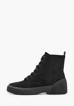 Ботинки, M25, цвет: черный. Артикул: M3760AWKCOU3. Обувь / Ботинки / Высокие ботинки