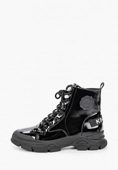 Ботинки, M25, цвет: черный. Артикул: M3760AWKCOV2. Обувь / Ботинки / Высокие ботинки