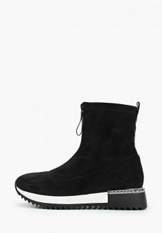 Ботинки, M25, цвет: черный. Артикул: M3760AWKCOV3. Обувь / Ботинки / Высокие ботинки