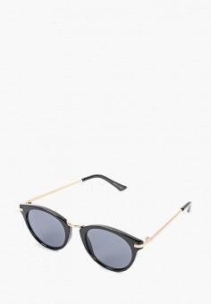 Очки солнцезащитные, Mango, цвет: черный. Артикул: MA002DWIINW3. Аксессуары / Очки