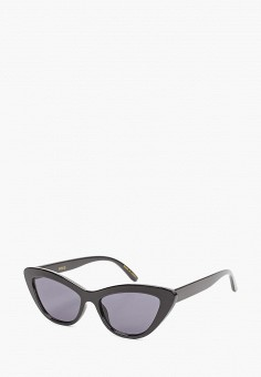 Очки солнцезащитные, Mango, цвет: черный. Артикул: MA002DWJWNN5. Аксессуары