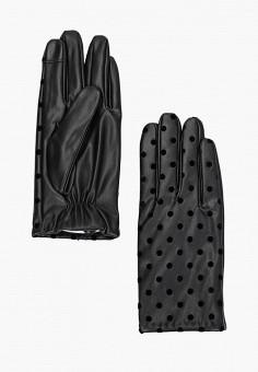 Перчатки, Mango, цвет: черный. Артикул: MA002DWKIEE2. Аксессуары / Перчатки и варежки