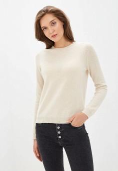 Джемпер, Mango, цвет: бежевый. Артикул: MA002EWIIKL3. Одежда / Джемперы, свитеры и кардиганы / Джемперы и пуловеры / Джемперы