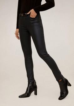 Джинсы, Mango, цвет: черный. Артикул: MA002EWIIQG4. Одежда / Джинсы / Узкие джинсы