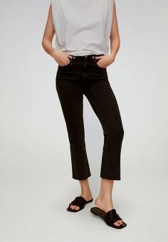 Джинсы, Mango, цвет: черный. Артикул: MA002EWJGFO0. Одежда / Джинсы / Узкие джинсы