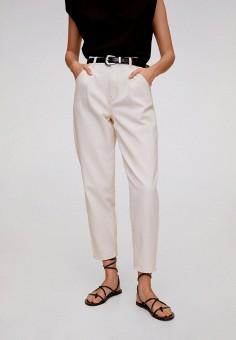 Джинсы, Mango, цвет: белый. Артикул: MA002EWJWNJ6. Одежда / Джинсы