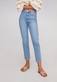 Джинсы, Mango, цвет: синий. Артикул: MA002EWJWNO7. Одежда / Джинсы / Узкие джинсы
