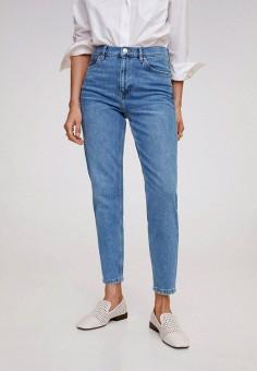 Джинсы, Mango, цвет: синий. Артикул: MA002EWJWNP0. Одежда / Джинсы / Узкие джинсы