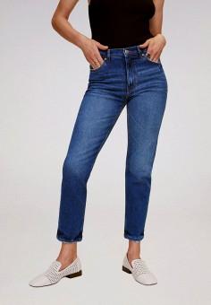 Джинсы, Mango, цвет: синий. Артикул: MA002EWJWNQ2. Одежда / Джинсы / Узкие джинсы