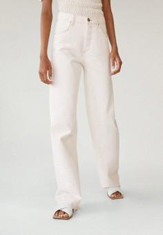 Джинсы, Mango, цвет: белый. Артикул: MA002EWKCUK4. Одежда / Джинсы