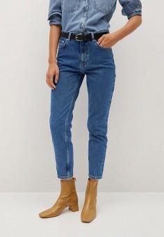 Джинсы, Mango, цвет: синий. Артикул: MA002EWKKEF8. Одежда / Джинсы / Узкие джинсы