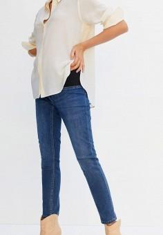 Джинсы, Mango, цвет: синий. Артикул: MA002EWKLHG2. Одежда / Джинсы / Узкие джинсы