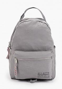 Рюкзак, Mango Kids, цвет: серый. Артикул: MA018BBJYRM4.