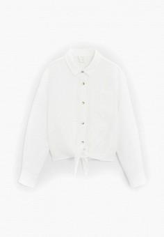 Блуза, Mango Kids, цвет: белый. Артикул: MA018EGIUWB0.