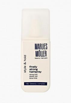 Лак для волос, Marlies Moller, цвет: белый. Артикул: MA084LWBUF88. Красота