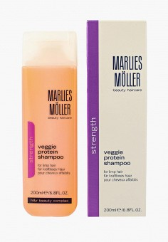 Шампунь, Marlies Moller, цвет: . Артикул: MA084LWRFA62. Красота / Уход / Волосы