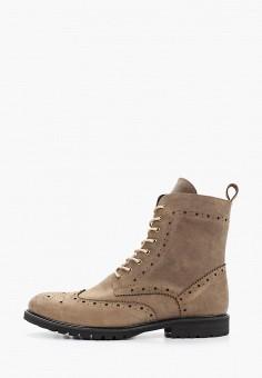 Ботинки, Matt Nawill, цвет: бежевый. Артикул: MA085AMBTMM3. Обувь / Ботинки / Высокие ботинки