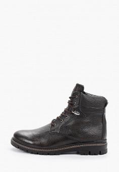 Ботинки, Matt Nawill, цвет: коричневый. Артикул: MA085AMFODL3. Обувь / Ботинки / Высокие ботинки