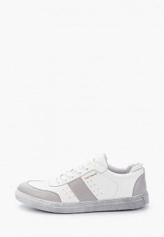 Кеды, Matt Nawill, цвет: белый. Артикул: MA085AMIBNO5. Обувь / Кроссовки и кеды / Кеды