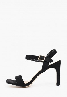Босоножки, Malien, цвет: черный. Артикул: MA098AWIEPF6. Обувь / Босоножки