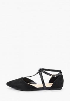 Туфли, Martin Pescatore, цвет: черный. Артикул: MA108AWISHY8. Обувь / Туфли