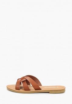Сабо, Martin Pescatore, цвет: коричневый. Артикул: MA108AWJDZA6. Обувь / Сабо и мюли