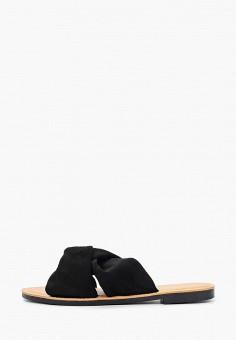 Сабо, Martin Pescatore, цвет: черный. Артикул: MA108AWJGSU4. Обувь / Сабо и мюли