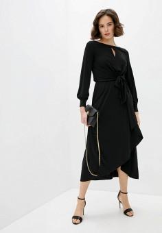 Платье, Max&Co, цвет: черный. Артикул: MA111EWHLAD0. Premium