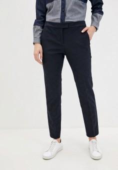 Брюки, Max&Co, цвет: синий. Артикул: MA111EWHLGA6. Одежда / Брюки / Классические брюки