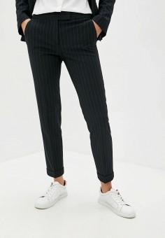 Брюки, Max&Co, цвет: синий. Артикул: MA111EWJVQG8. Одежда / Брюки / Классические брюки