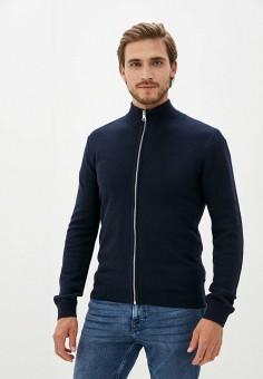 Кардиган, Matinique, цвет: синий. Артикул: MA130EMJSJE2. Одежда / Джемперы, свитеры и кардиганы / Кардиганы