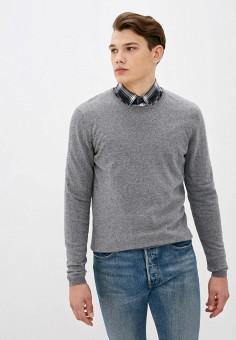 Джемпер, Matinique, цвет: серый. Артикул: MA130EMJSJG0. Одежда / Джемперы, свитеры и кардиганы / Джемперы и пуловеры