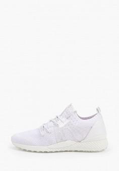 Кроссовки, Marco Tozzi, цвет: белый. Артикул: MA143AWHSYU1. Обувь