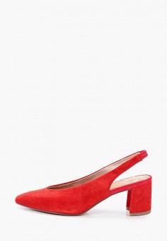 Туфли, Marco Tozzi, цвет: красный. Артикул: MA143AWHTEQ5. Обувь / Туфли