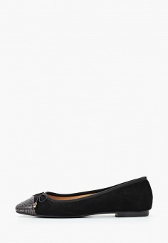 Балетки, Marquiiz, цвет: черный. Артикул: MA158AWJAOE4. Обувь / Балетки