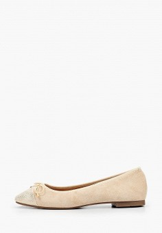 Балетки, Marquiiz, цвет: бежевый. Артикул: MA158AWJAOE5. Обувь / Балетки