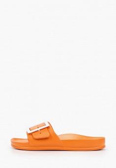 Сланцы, Marquiiz, цвет: оранжевый. Артикул: MA158AWJAOH7. Обувь / Резиновая обувь