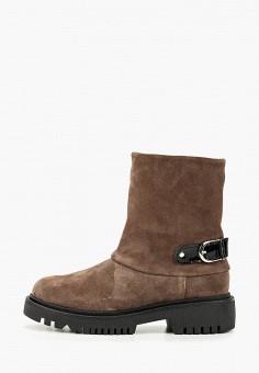 Полусапоги, Mastille, цвет: коричневый. Артикул: MA175AWFODR1. Обувь / Сапоги