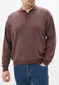 Поло, Maxfort, цвет: бордовый. Артикул: MA201EMGOIZ2. Одежда / Футболки и поло / Поло